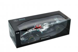 Mercedes AMG Petronas Motorsport Lewis Hamilton Winner Monaco Gp 2019 - 1/18 Minichamps