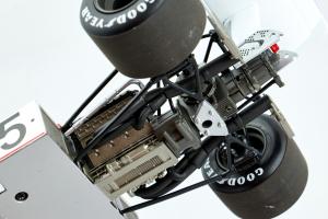 McLaren Ford M23 Emerson Fittipaldi World Champion 1974 - 1/18 Minichamps