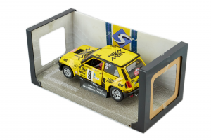 Renault 5 Turbo Rallye Monte-Carlo 1982 #9 - 1/18 Solido