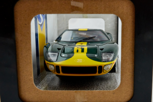 Ford Gt40 Mk1 1966 - 1/18 Solido
