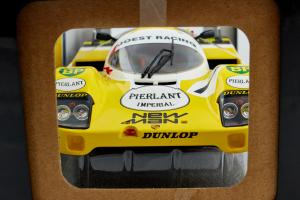 Porsche 956 LH Winner Le Mans 1984 Pescarolo/Ludwig/Johansson - 1/18 Solido