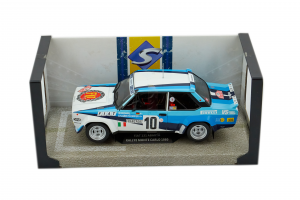 Fiat 131 Abarth Rally Monte Carlo 1980 Rohrl - 1/18 Solido
