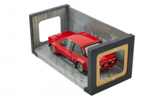 Fiat Abarth Rouge 1980 - 1/18 Solido