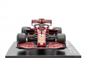 Sf1000 F1 Tuscan Gp Mugello 2020 Ferrari's 1000th #16 Charles Leclerc Team Scuderia Ferrari - 1/43 Burago