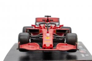 Sf1000 Austrian Gp 2020 Team Scuderia Ferrari #5 Sebastian Vettel - 1/43 Burago