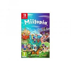 Miitopia - NUOVO - NSwitch