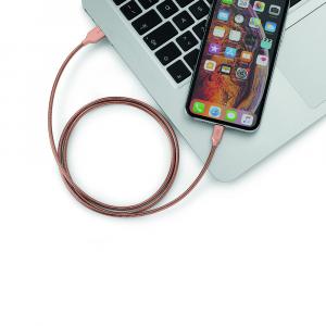 Helmet cavo MFI USB Lightning