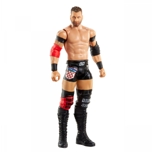 *PREORDER* WWE Superstars: DOMINIK DIJAKOVIC by Mattel