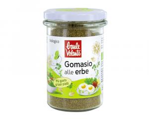 GOMASIO ALLE ERBE 100G