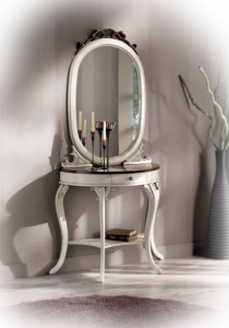 Konsolentisch und Spiegel 'Vanity'