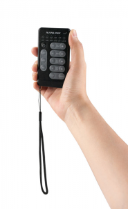 Comando Remoto wireless Luci Led RGB WS-RC-C2
