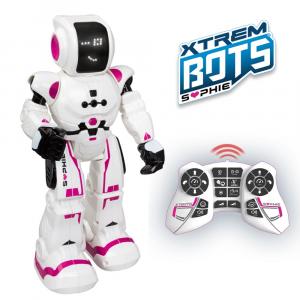 Robot a comandi Sophie Bot Blue Rocket XTREM BOTS