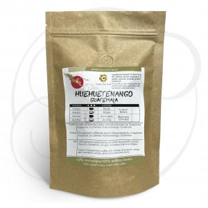 Caffè monorigine Guatemala Huehuetenango Presidio Slow Food confezioni da 250gr e 1kg