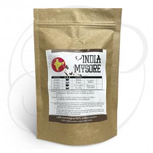 Caffè monorigine India Mysore confezioni da 250gr e 1kg