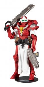 *PREORDER* Warhammer 40k: ADEPTA SORORITAS BATTLE SISTER (Order of The Bloody Rose) by McFarlane Toys
