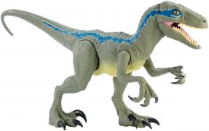 *PREORDER* Jurassic World: SUPER COLOSSAL VELOCIRAPTOR BLUE by Mattel