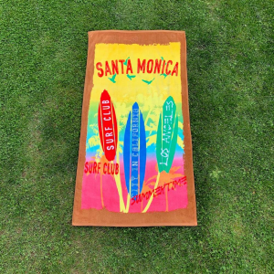 Telo mare spugna Surf in Santamonica