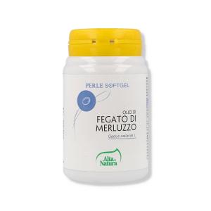FEGATO DI MERLUZZO 100PRL