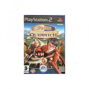 Harry Potter e la Coppa del Mondo di Quidditch - usato - PS2