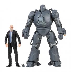 *PREORDER* Marvel Legends Series The Infinity saga: OBADIAH STANE & IRON MONGER (Iron Man) by Hasbro