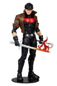 DC Multiverse - New 52: RED HOOD Unmasked (Gold Label) by McFarlane Toys