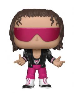*PREORDER* WWE POP! Vinyl Figure: BRET HART WITH JACKET by Funko