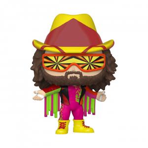 WWE POP! Vinyl Figure: MACHO MAN RANDY SAVAGE by Funko