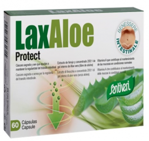 LAXALOE PROTECT CAPSULE VEGETALI