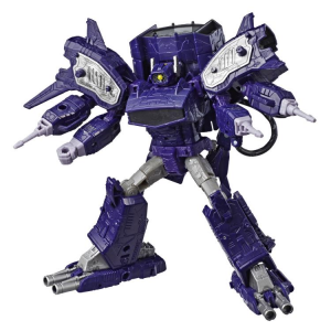 Transformers Generations War for Cybertron Leader: SHOCKWAVE by Hasbro