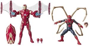 Marvel Legends Series 80th Anniversary: IRON MAN (Mark 50) & IRON SPIDER by Hasbro