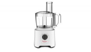 Moulinex FP2461 Easy Force, Robot da Cucina All-in-One, 6 Accessori per 25 Diverse Funzioni, Capacità Recipiente 1.4 L