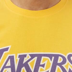 Mitchell&Ness T-Shirt Lakers