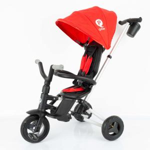 Triciclo Pieghevole QPlay Nova Rosso
