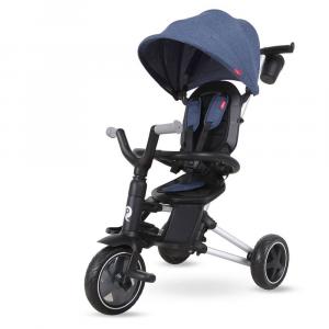 Triciclo Pieghevole QPlay Nova Blu