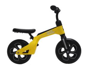 Bicicletta senza pedali QPlay Tech Bike Giallo