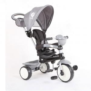 Triciclo QPlay Comfort Grigio