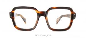 Dandy's eyewear Eros Havana, Rough version