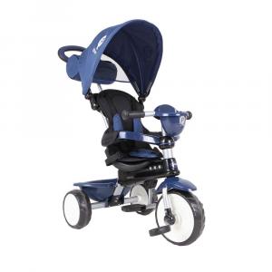 Triciclo QPlay Comfort Blu