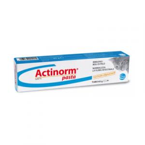 ACTINORM PASTA 65 gr – Elimina i boli di pelo nel gatto