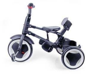 Triciclo Pieghevole QPlay Rito+ Grigio
