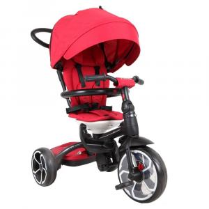 Triciclo Multifunzione QPlay Prime Rosso