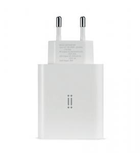 Duo Wall Charger Alimentatore 38W con porta USB e USB-C