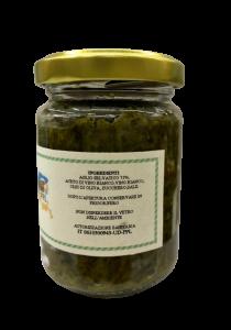 Pesto di Aglio selvatico  - Az. Agr. S. Rovis - AVAGLIO (UD)
