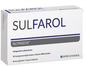 SULFAROL 30CPR