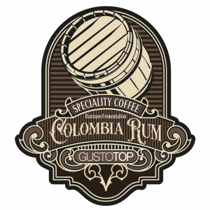 Caffè Colombia Barrique Rum Fermentation, confezioni da 250gr e 1 kg