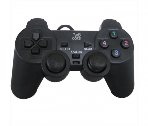 PC Gamepad Wired PRO PAD by Two Dots