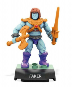 Masters of the Universe - Mega Construx: FAKER serie 3 by Mattel