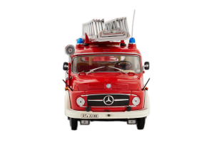 Mercedes Benz 1113 Aerial Ladder 1966 1/43 Minichamps