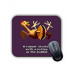 Mousepad - Monkey Island - POLLO CON CARRUCOLA