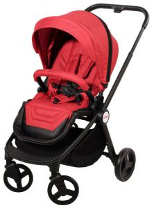 Passeggino Monza Baby's Clan Rosso ciliegia